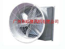 喇叭型負壓風機