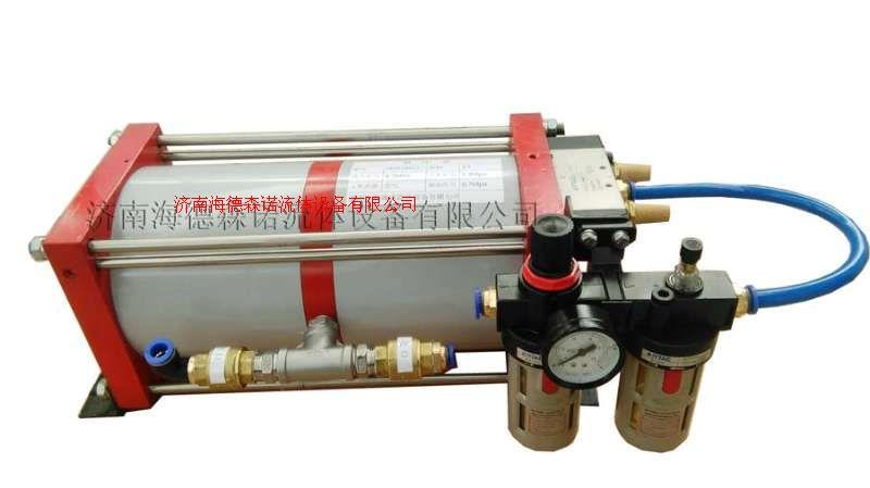 大流量氣動氣體增壓泵-氣體增壓機