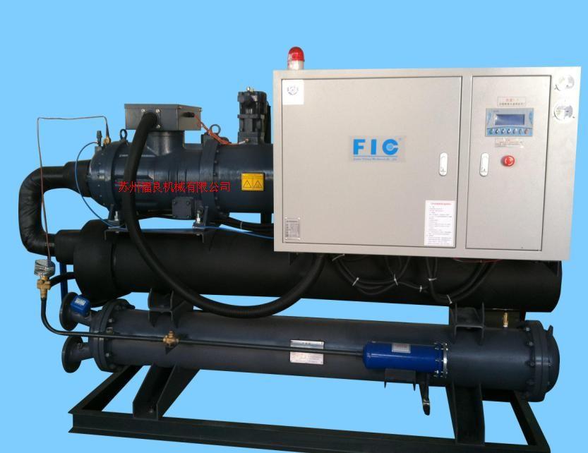 蘇州福良螺桿式水冷冷水機