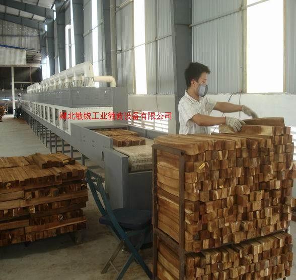 木方微波干燥設備