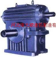 WHS型蜗轮蜗杆减速机