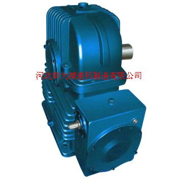 ZC1型双级蜗轮蜗杆减速机