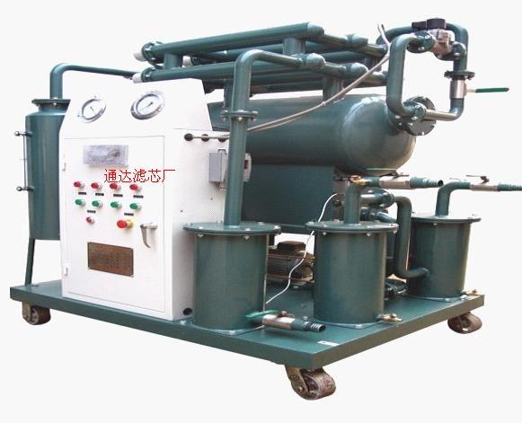 變壓器油再生濾油機