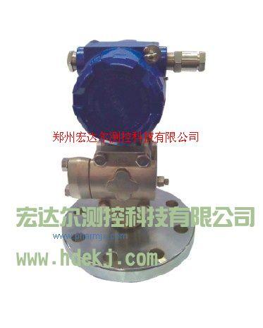 HD1151LT单平法兰液压变送器