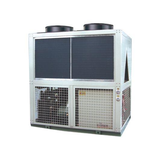 空气源冷热能机组