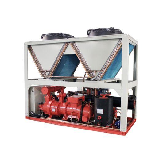 低溫空氣源高溫熱水機