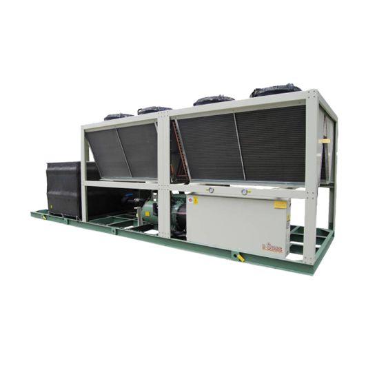 風冷螺桿工業冷水機組