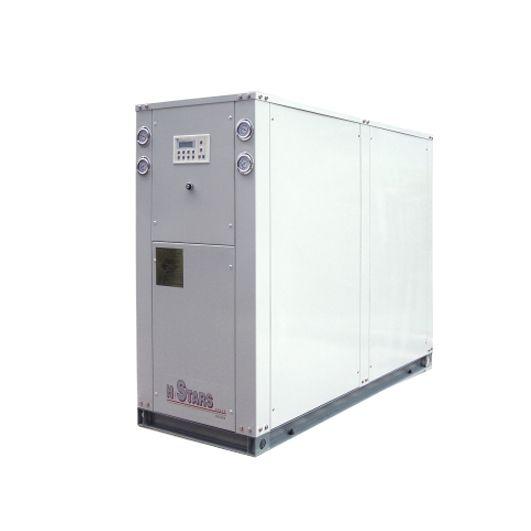 渦旋式工業冷水機組