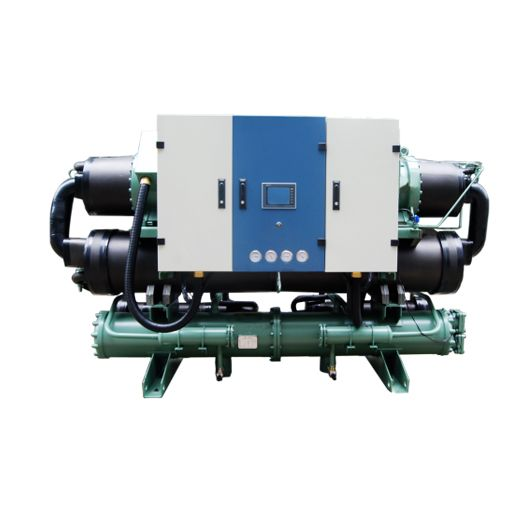 水冷螺桿式低溫冷水機組