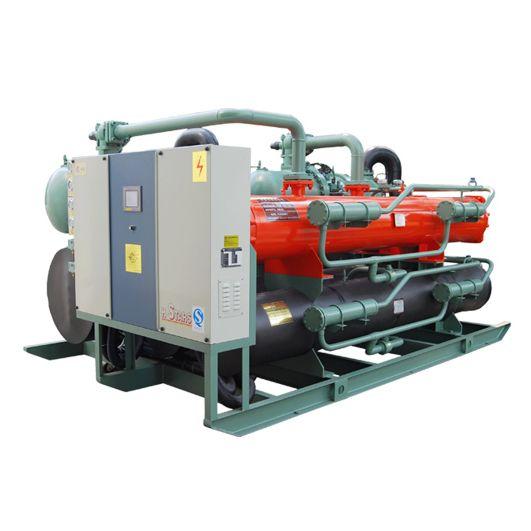熱回收水冷螺桿式低溫冷水機組