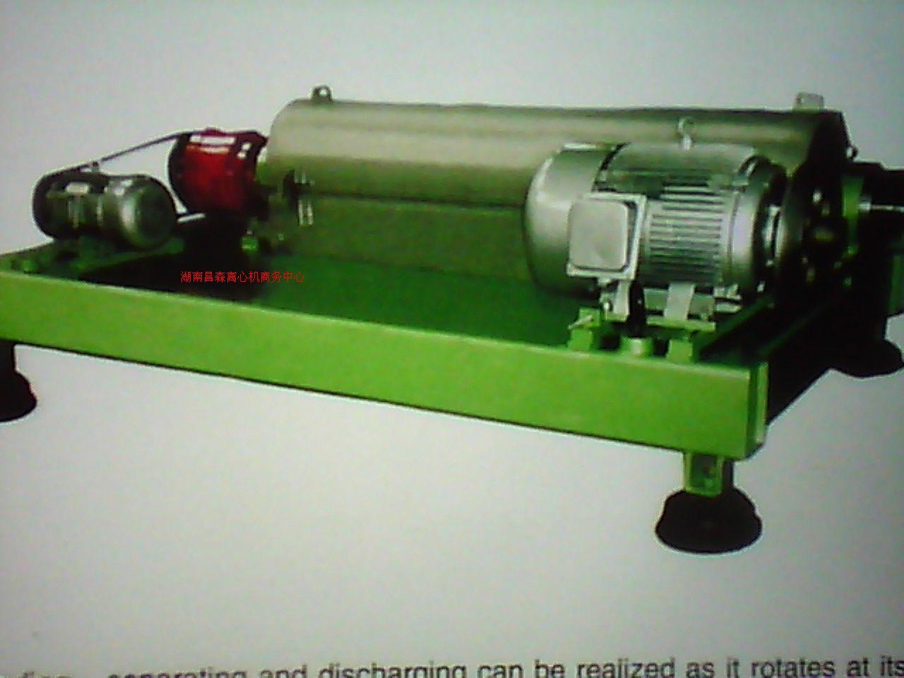 LWZ350臥式螺旋離心機