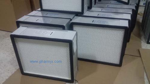 高效無隔板濾網 高效空氣過濾器