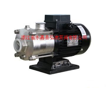 輕型段式多級離心泵