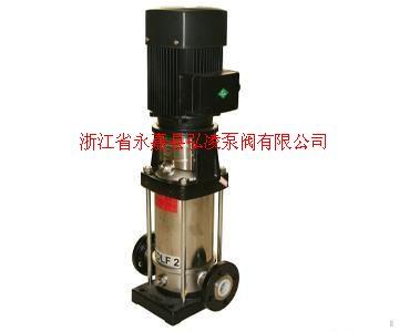 輕型不銹鋼立式多級離心泵