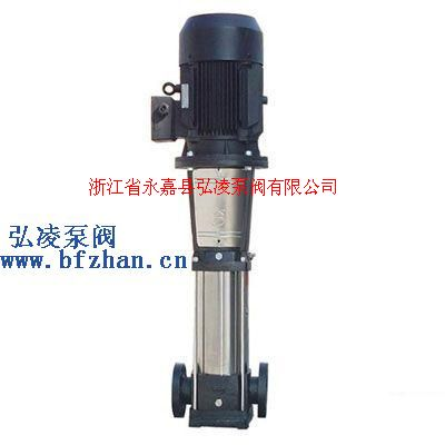 QDL輕型多級離心泵