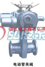 GJ941X-6L型電動管夾閥