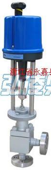 ZDLS型电动角形高压调节阀