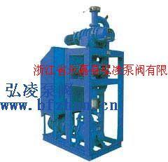 真空泵廠家:羅茨泵-水環泵機組
