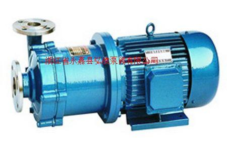 磁力泵價格:CQ型不銹鋼磁力泵