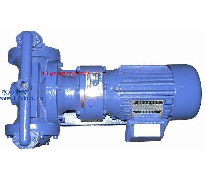 隔膜泵价格:DBY型电动隔膜泵 不锈钢隔膜泵 不锈钢电动隔膜泵