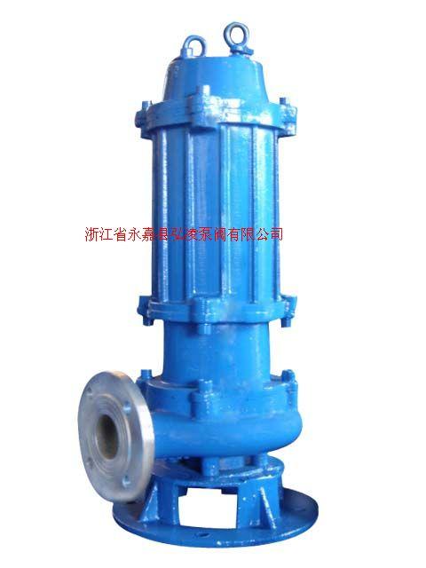 潛水泵價格:WQP不銹鋼潛水泵