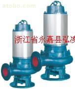 排污泵價格:JYWQ系列自動攪勻潛水排污泵
