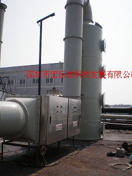鱼粉厂废臭气处理设备