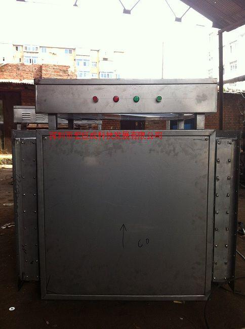 造纸厂废臭气处理设备