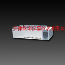 電子恒溫二列六孔水浴鍋
