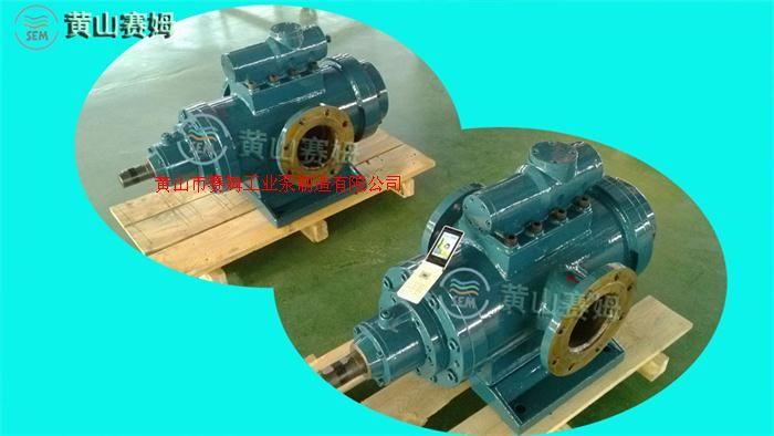 HSNH940-42NZ煤磨機液壓站循環油泵