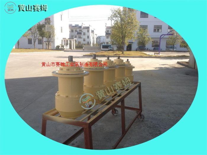 海螺水泥廠稀油站潤滑油泵HSJ440-40