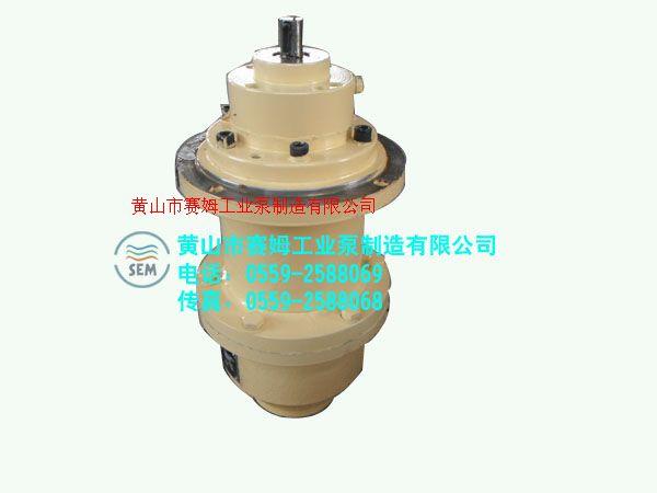油浸式三螺杆泵HSJ80-42