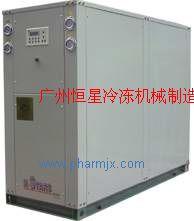 冷水機-風冷式冷水機-水冷式冷水機-風冷熱泵-制冷設備