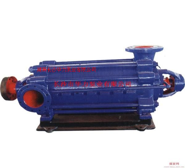 DM型臥式單吸耐磨廠用礦用多級泵