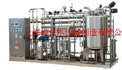 全自动多效蒸馏水机组