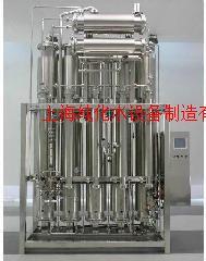 全自动蒸馏水设备