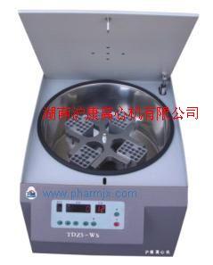 TDZ5-WS臺式低速多管架自動平衡離心機