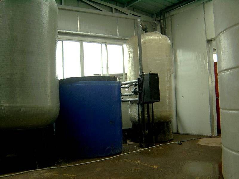 臨沂供應全自動鈉離子交換器、陰陽離子、除鹽離子交換器