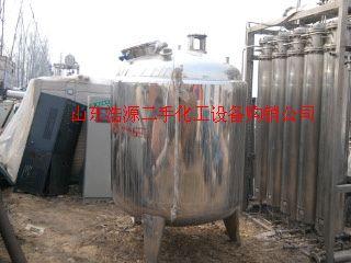 二手多效蒸餾水機組設備