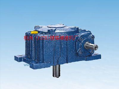 供应WP系列 蜗轮蜗杆减速机