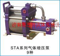 氣動氣體增壓泵