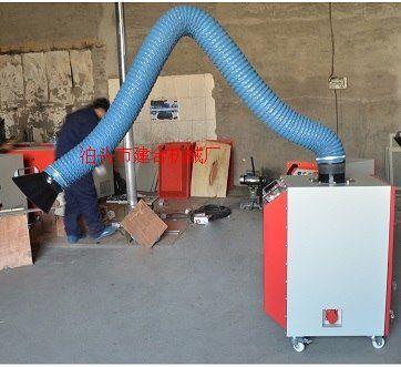 焊煙塵凈化器,建合機械廠供應價位合理的焊煙塵凈化器
