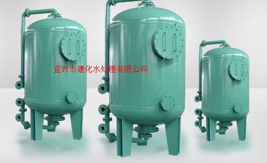 活性炭过滤器,石英砂过滤器,机械过滤器,河水饮用水景观水处理设备
