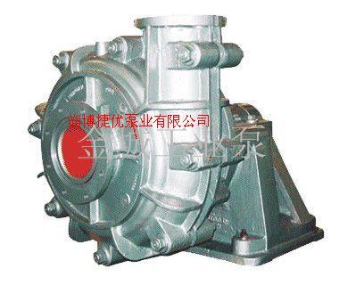 HHS型高揚程渣漿泵