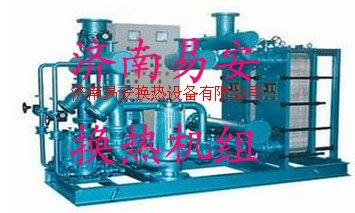 山東青島智能采暖換熱機組