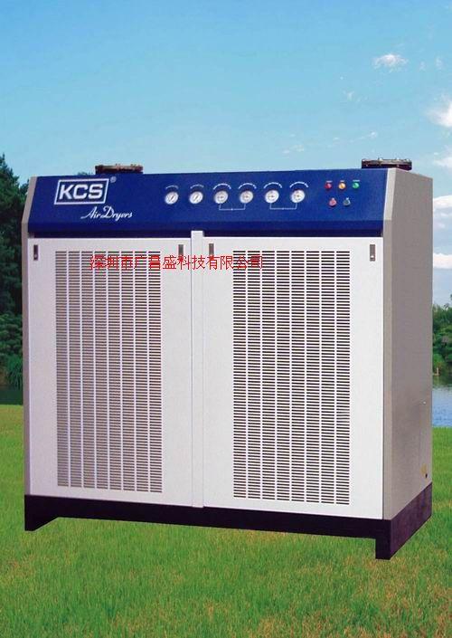 台式冷冻干燥机 压缩空气冷冻式干燥机KCS-600AA