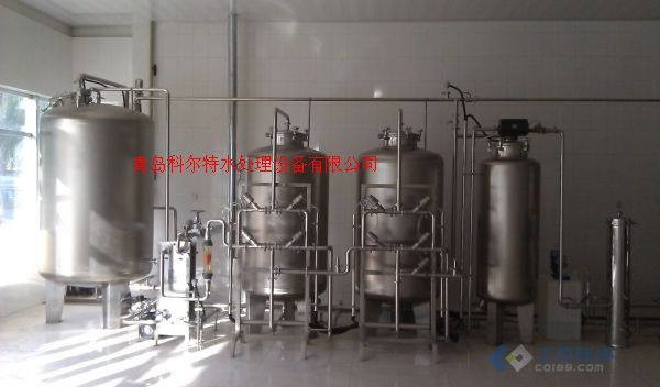 供应反渗透纯化水机