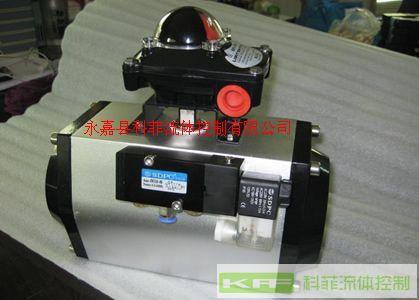 GTD127型閥門氣動執行器