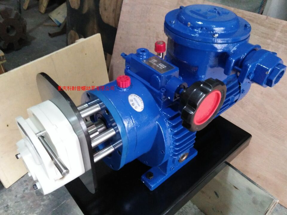 Konap/科耐普蠕動泵FB500-YZ35防爆型蠕動泵工業大流量蠕動泵直銷