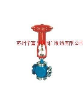 ZMAN 型双座气动薄膜调节阀